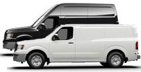 New Commercial Nissan E-350