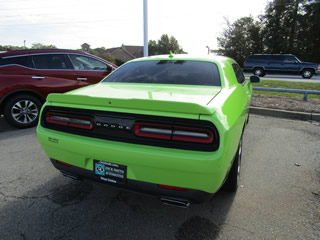 2015 DODGE CHALLENGER RT PLUS