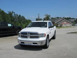 2017 DODGE RAM 1500 Crew Cab 4WD BIG HORN