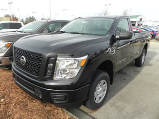 2017 Nissan Titan XD S V8D Single Cab