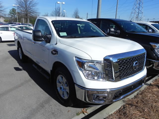 2017 Nissan Titan SV V8G Single Cab