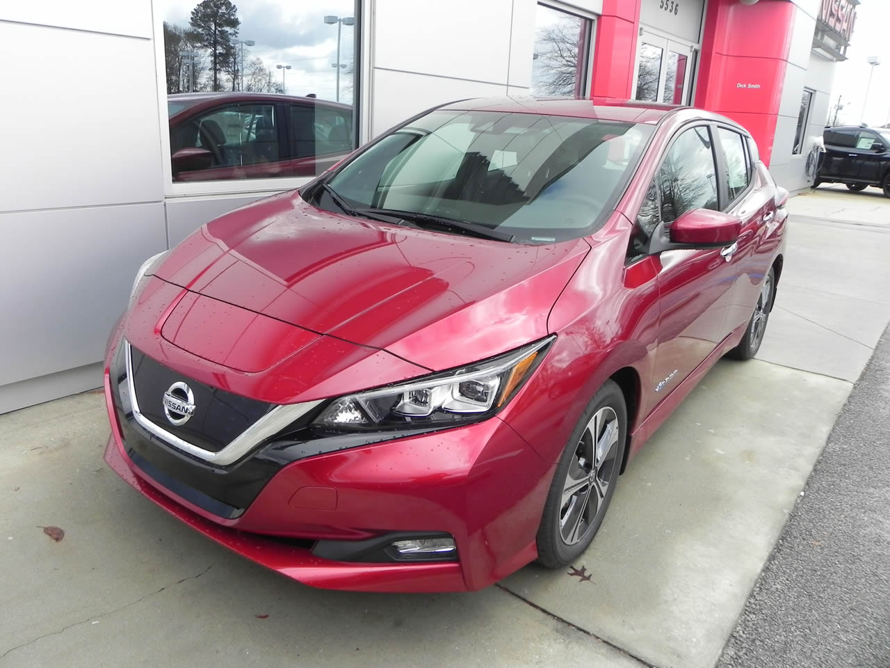 Amazing 2018 Nissan Leaf SV