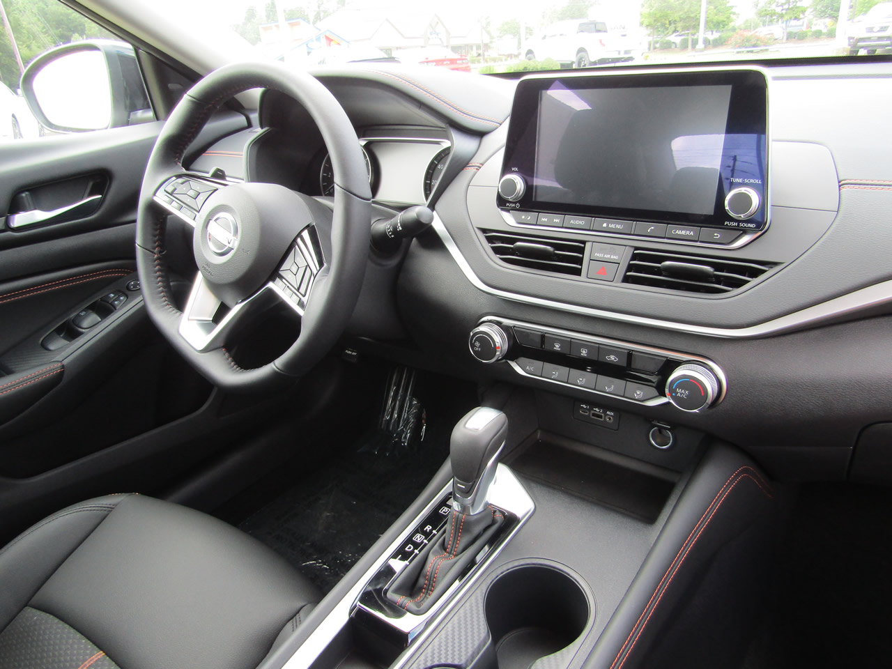 New 2020 Nissan Altima 2 5sr Vin 1n4bl4cv6lc119856 Manual Guide