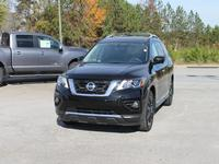 1: USED 2017 NISSAN PATHFINDER PLATINUM