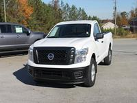 2017 NISSAN TITAN Single Cab S V8G 4WD