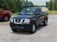 2017 NISSAN FRONTIER SV I4