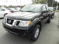 2017 Nissan Frontier SV King Cab 4WD