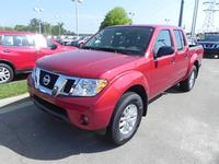 2017 Nissan Frontier SV SB Crew Cab 4WD