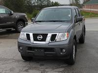 1: USED 2017 NISSAN FRONTIER CREWCAB SV