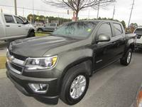 2018 CHEVROLET COLORADO CrewCab LT