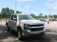1: NEW 2018 CHEVROLET SILVERADO 1500 CREW CAB LT E-ASSIST