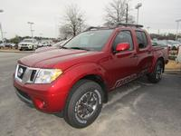 2019 Nissan Frontier PRO-4X SB Crew Cab 4WD