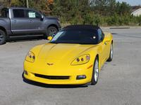 USED 2008 CHEVROLET CORVETTE CONV
