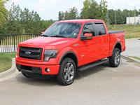 USED 2013 FORD F-150 SUPERCREW FX4 4WD