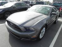 USED 2014 FORD MUSTANG PONY PACKAGE