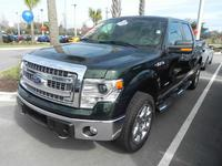 USED 2014 FORD F-150 SUPERCREW XLT 4WD