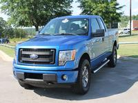 USED 2014 FORD F-150 SUPERCAB 4WD