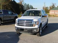 USED 2014 FORD F-150 SUPERCREW LARIAT 4WD