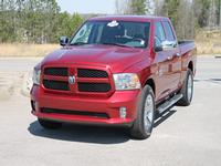 USED 2014 DODGE RAM 1500 QUAD CAB TRADESMAN