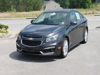 USED 2015 CHEVROLET CRUZE LTZ RS