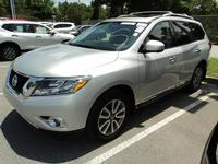 USED 2015 NISSAN PATHFINDER SL