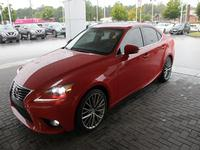 USED 2016 LEXUS IS200T