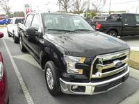 USED 2016 FORD F-150 SUPERCREW XLT