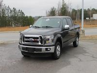 USED 2016 FORD F-150 SUPERCREW
