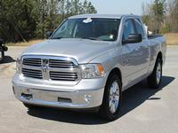 USED 2016 DODGE RAM 1500 QUAD CAB BIG HORN HEMI V8