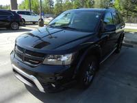 USED 2016 DODGE JOURNEY CROSSROAD
