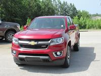 USED 2017 CHEVROLET COLORADO Z71