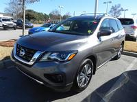 USED 2017 NISSAN PATHFINDER S