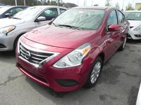 NEW 2017 NISSAN VERSA S PLUS