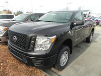 NEW 2017 NISSAN TITAN XD S V8D SINGLE CAB
