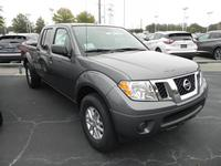 NEW 2017 NISSAN FRONTIER SV LB CREW CAB
