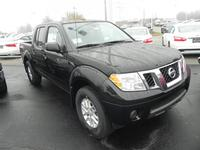 NEW 2017 NISSAN FRONTIER SV SB CREW CAB 4WD