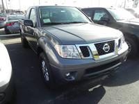 NEW 2017 NISSAN FRONTIER SV KING CAB