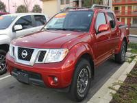 USED 2017 NISSAN FRONTIER CREWCAB PRO-4X 4WD