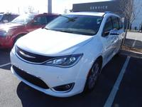 USED 2017 CHRYSLER PACIFICA LIMITED