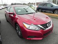 NEW 2018 NISSAN ALTIMA 2.5S