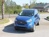 USED 2018 FORD ECOSPORT SE