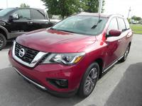 USED 2018 NISSAN PATHFINDER S