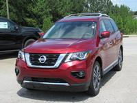 USED 2018 NISSAN PATHFINDER PLATINUM