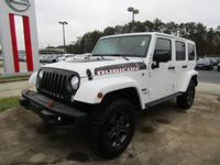 USED 2018 JEEP WRANGLER JK UNLIMITED RUBICON 4WD