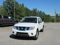 USED 2018 NISSAN FRONTIER CREWCAB SV 4WD
