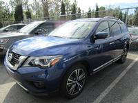 USED 2019 NISSAN PATHFINDER PLATINUM