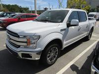 USED 2019 FORD F-150 SUPERCREW LARIAT