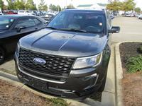 USED 2019 FORD EXPLORER SPORT 4WD