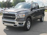 USED 2019 DODGE RAM 1500 QUAD CAB BIG HORN 4WD